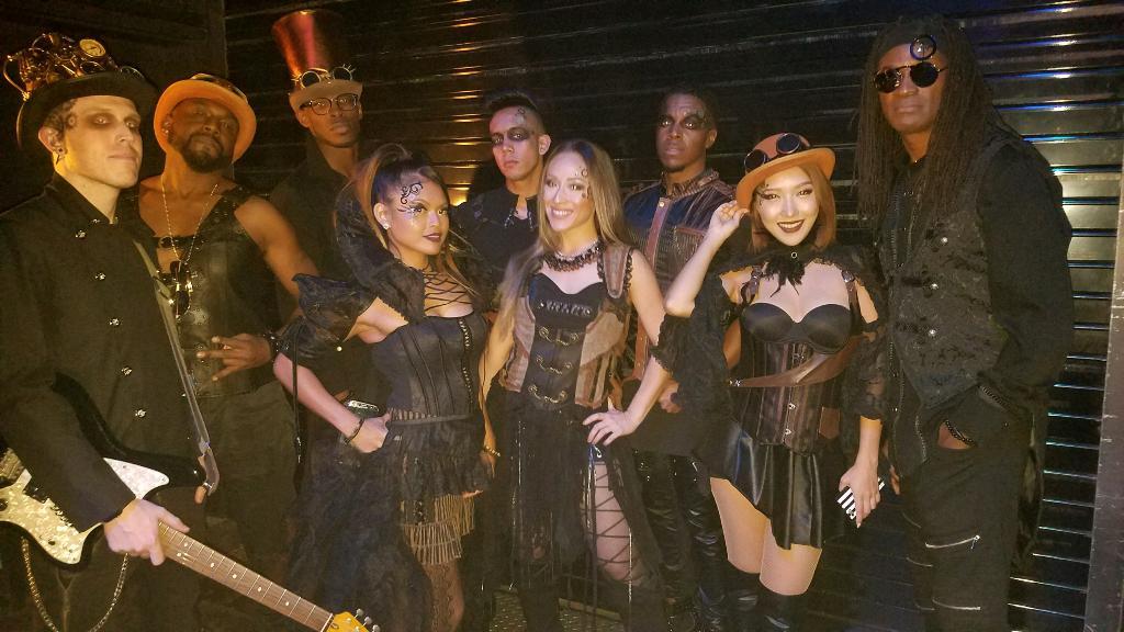 2017-11-10 Liquid Blue Band in Las Vegas NV at Hard Rock Hotel (3)