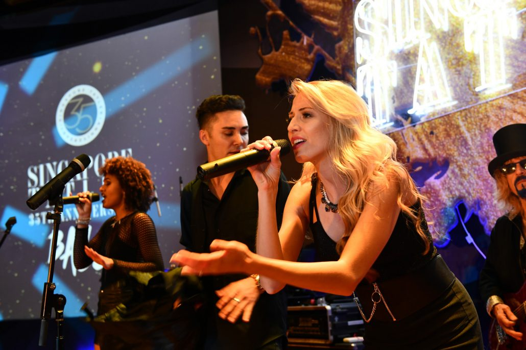 2017-11-11 Liquid Blue Band in Singapore at The Knolls Capella (7)