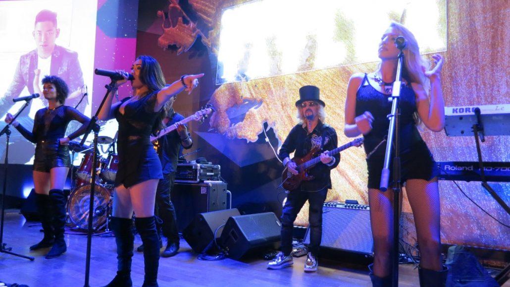 2017-11-11 Liquid Blue Band in Singapore Singapore at The Knolls Capella (121)