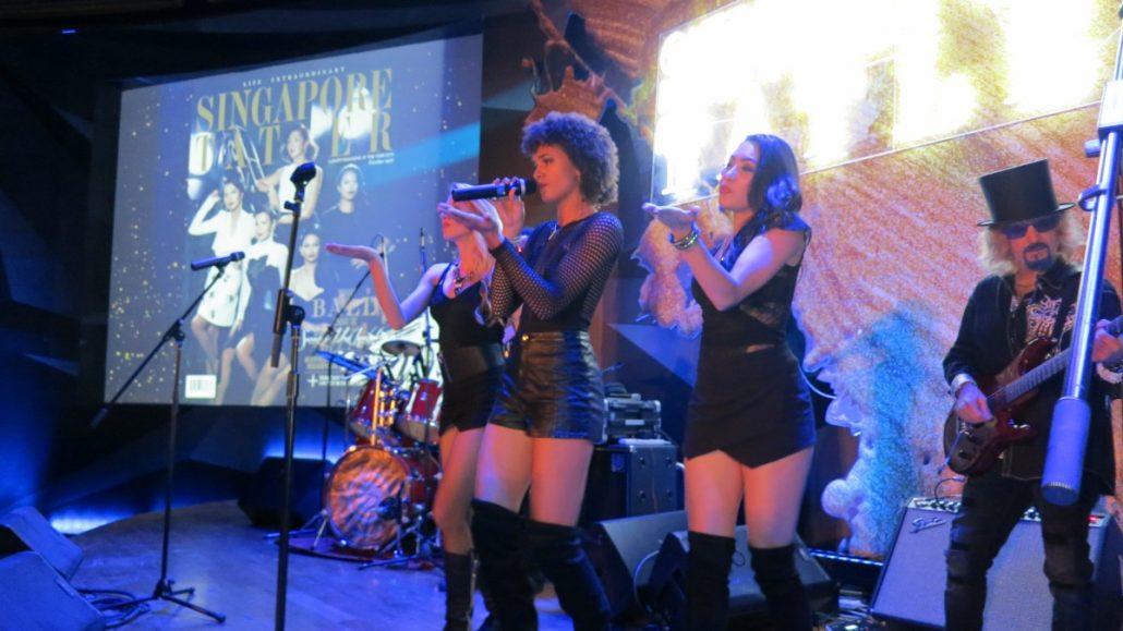 2017-11-11 Liquid Blue Band in Singapore Singapore at The Knolls Capella (196)