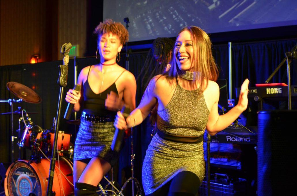 2017-11-16 Liquid Blue Band in Temecula CA at Pechanga Casino (4)