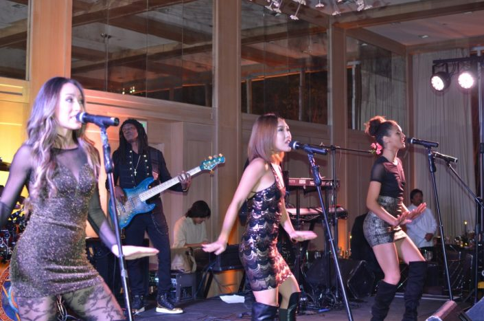 2017-12-02 Liquid Blue Band in Palm Springs CA at The Parker Hotel (1)