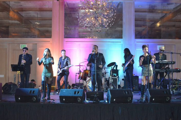 2017-12-02 Liquid Blue Band in Palm Springs CA at The Parker Hotel (2)