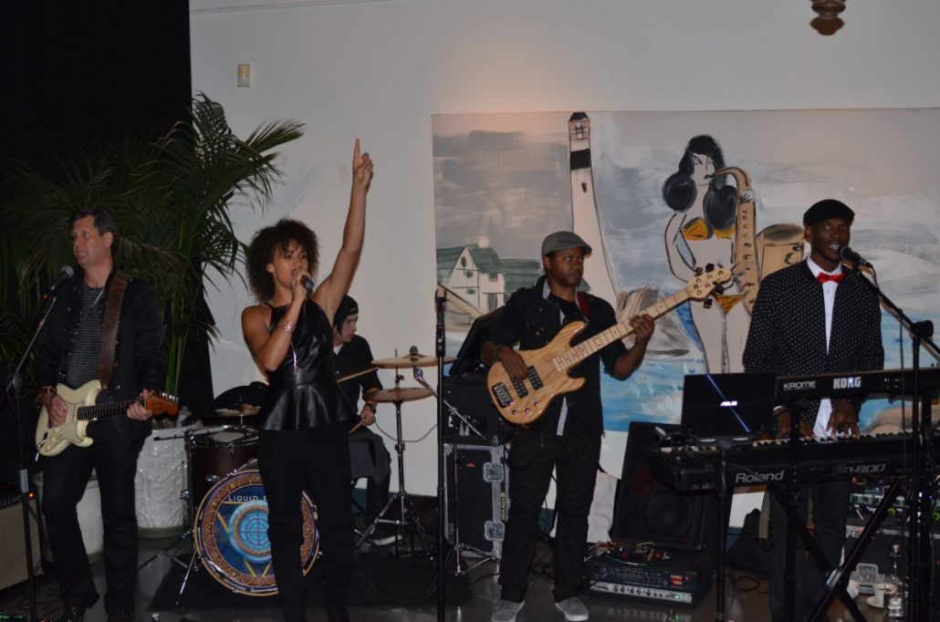 2017-12-06 Liquid Blue Band in San Diego CA at Herb and Wood (1)