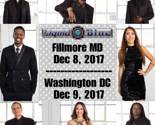 2017-12-06 Liquid Blue Tours the East Coast