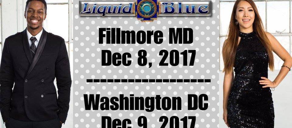 2017-12-06 Liquid Blue Tours the East Coast