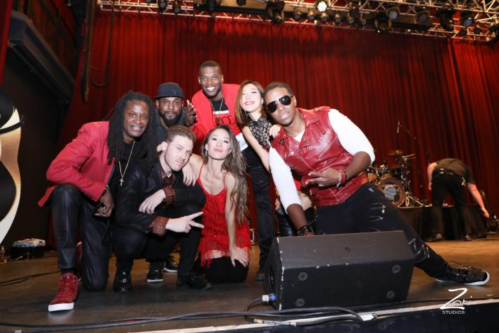 2017-12-08 Liquid Blue Band in Silver Spring MD at The Fillmore (1)