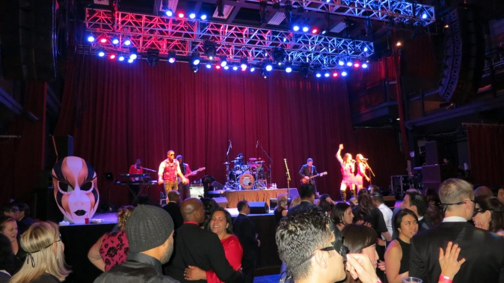 2017-12-08 Liquid Blue Band in Silver Spring MD at The Fillmore (18)