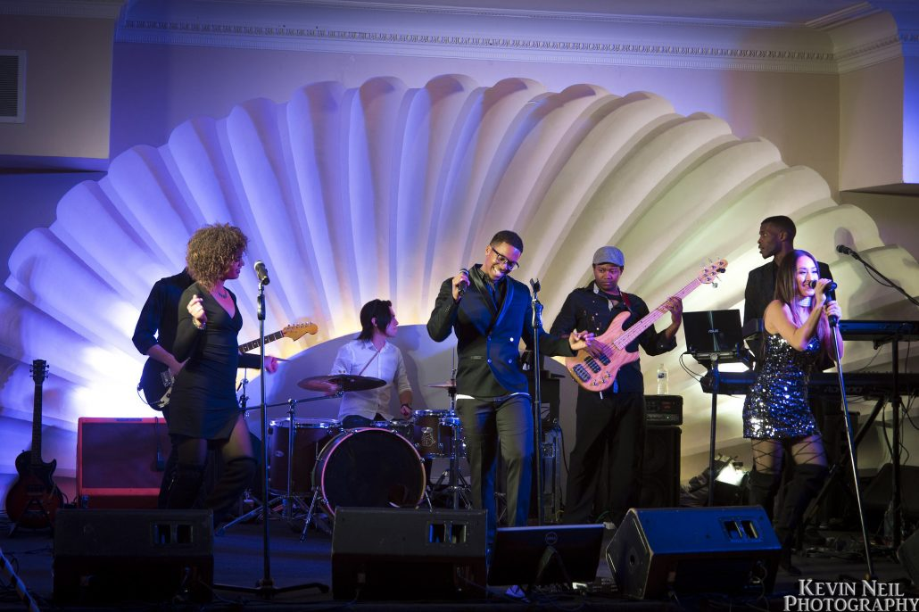 2017-12-15 Liquid Blue Band in San Diego CA at The Lafayette KNP (3)