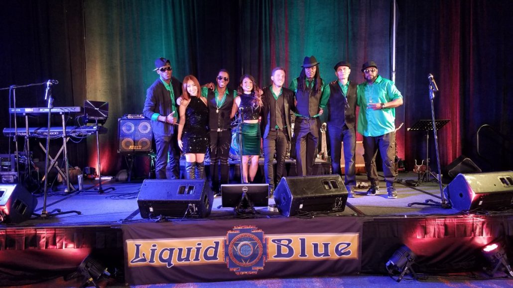 2017-12-16 Liquid Blue Band in San Diego CA at Marriott Marquis Hotel JCS7 (3)