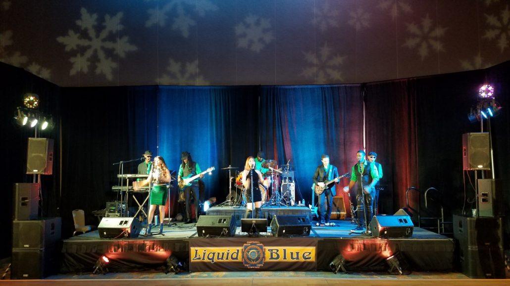 2017-12-16 Liquid Blue Band in San Diego CA at Marriott Marquis Hotel JCS7 (5)