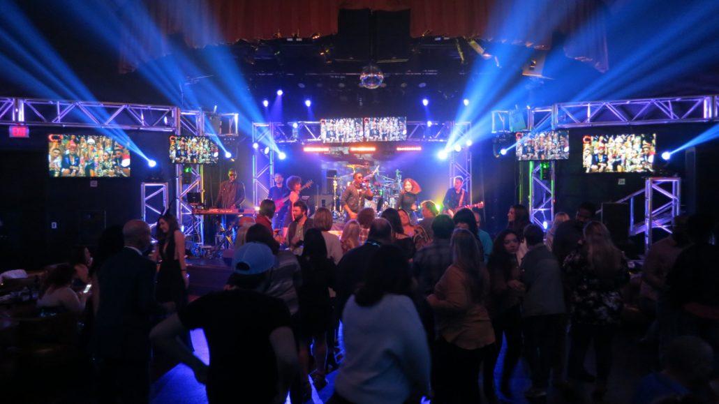 2018-02-09 Liquid Blue Band in Shreveport LA at Eldorado Casino (7)