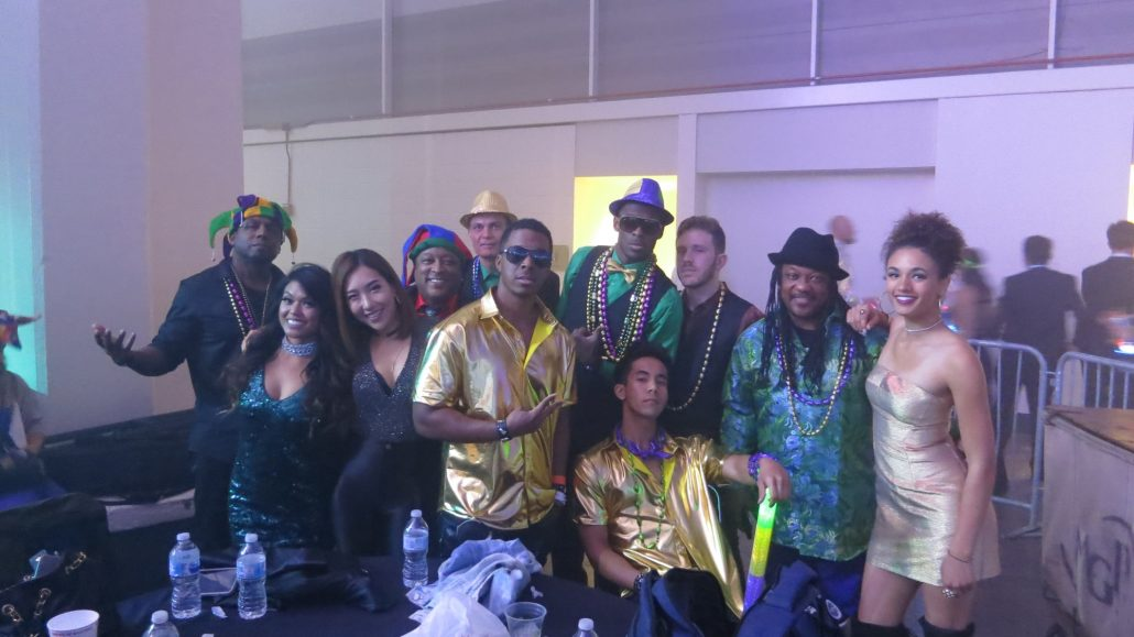 2018-02-11 Liquid Blue Band in New Orleans LA at Morial Convention Center (7)