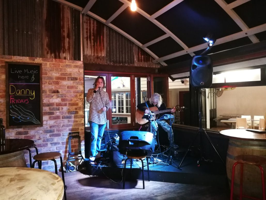 2018-04-14 Two From Blue Sorrento Australia at Portside Grill (10)