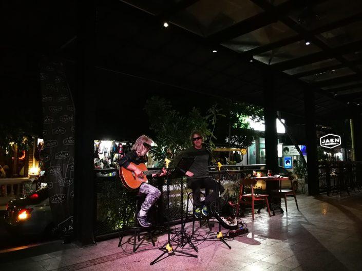 2018-05-08 Two From Blue Kuta Bali Indonesia at Jaen Bar (4)