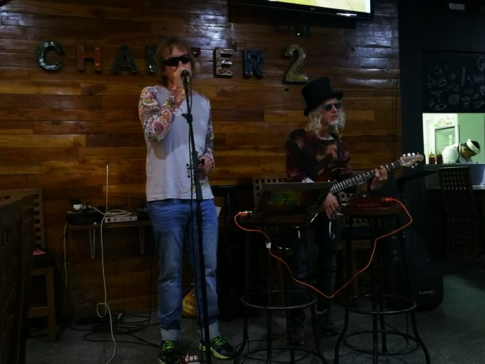 2018-05-10 Two From Blue Kuta Bali Indonesia at Chapter 2 Bar (5)