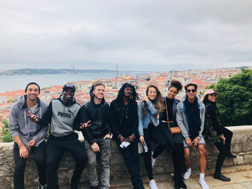 2018-06-07 Liquid Blue Band in Lisbon Portugal (29)