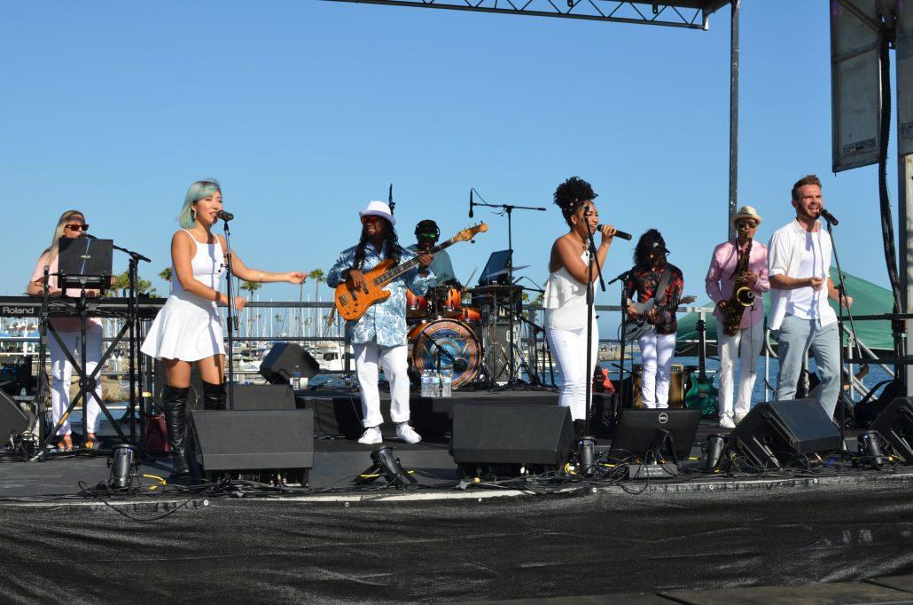 2018-06-10 Liquid Blue Band in Long Beach CA at Long Beach City Park (20)
