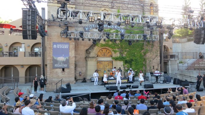 2018-06-26 Liquid Blue Band in Saratoga CA at Mountain Winery (15)