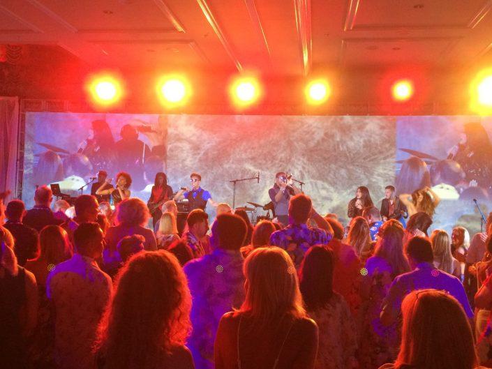 2018-06-27 Liquid Blue Band in Maui HI at Ritz Carlton Hotel (6)