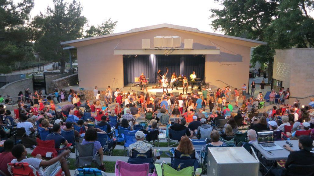 2018-07-26 Liquid Blue Band in Temecula CA at Temecula Amphitheater (10)
