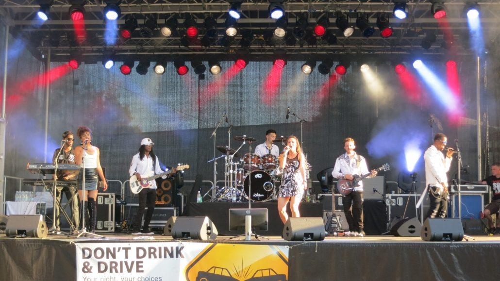 2018-08-05 Liquid Blue Band in Grafenwohr Germany at USAG Bravaria (3)