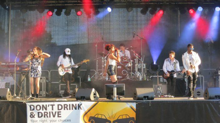2018-08-05 Liquid Blue Band in Grafenwohr Germany at USAG Bravaria (7)