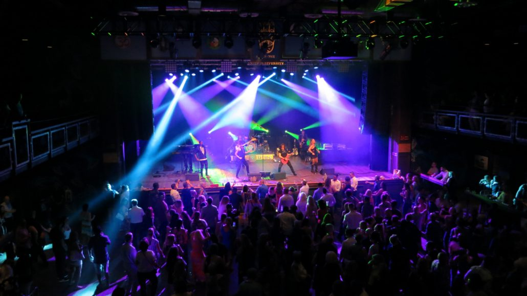 2018-08-08 Liquid Blue Band in Anaheim CA at House Of Blues (31)