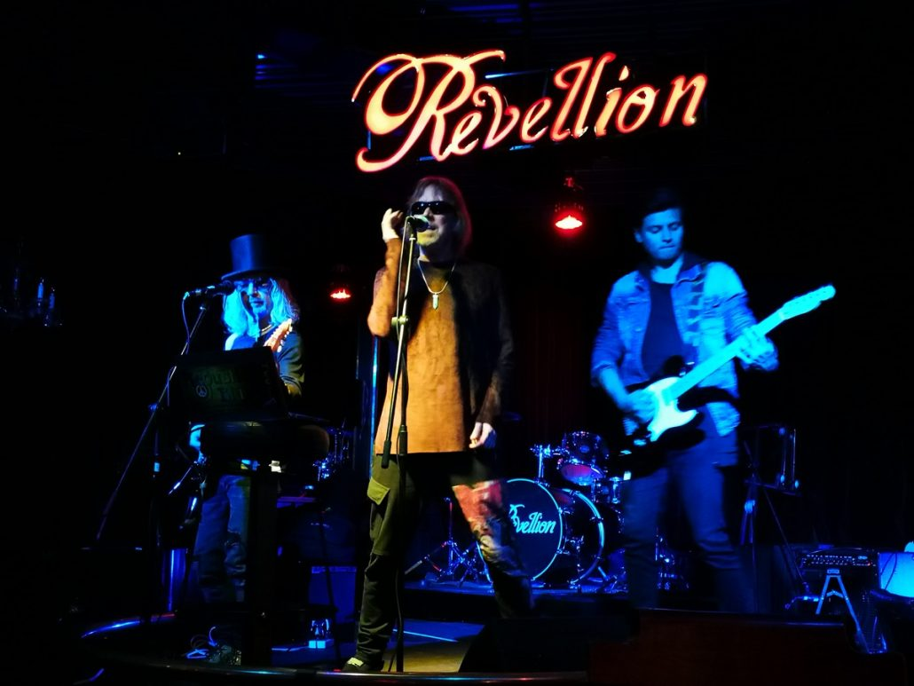 2018-08-28 Out Of The Blue at Revellion Cultu Bar Bogota Colombia (48)
