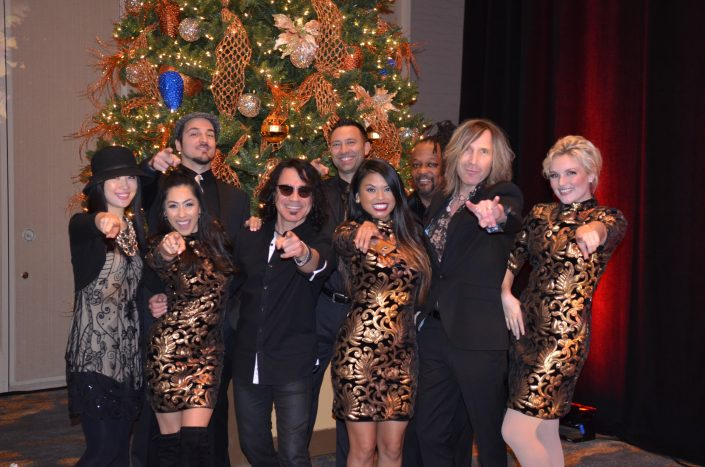 2018-12-08 Liquid Blue Band in San Diego CA at Marriott Marquis (55)