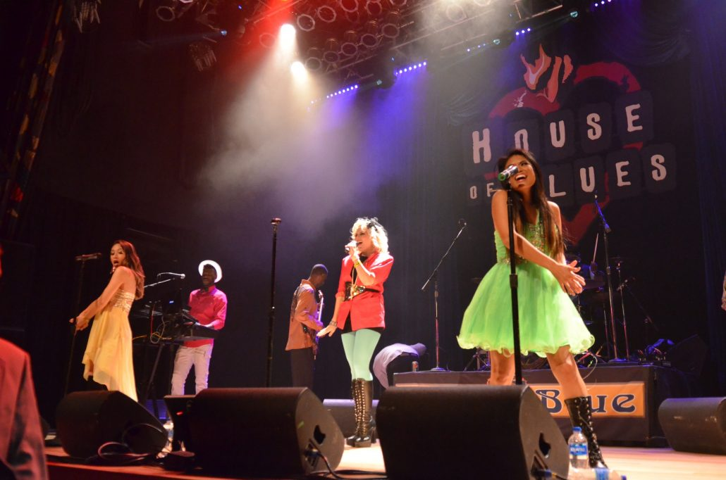 2018-12-15 Liquid Blue Band in San Diego CA at House Of Blues C1 (12)