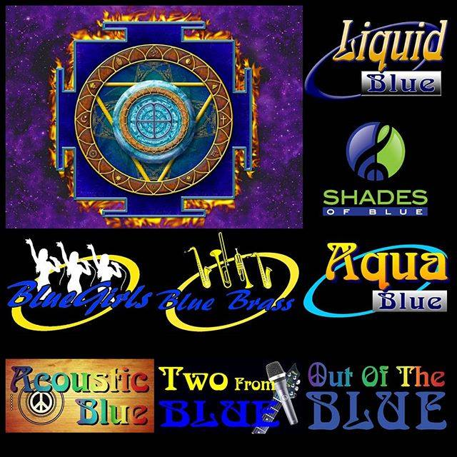 24th anniversary of the forming of Liquid Blue