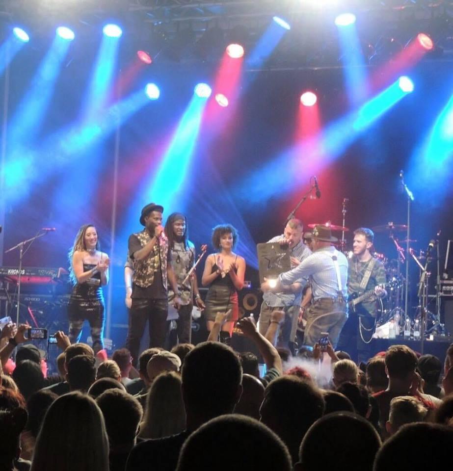 Liquid Blue has performed in Germany (5)
