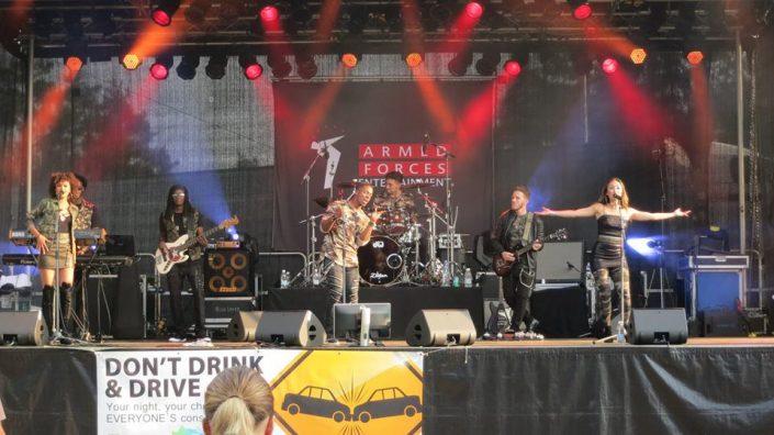Liquid Blue has performed in Germany (8)