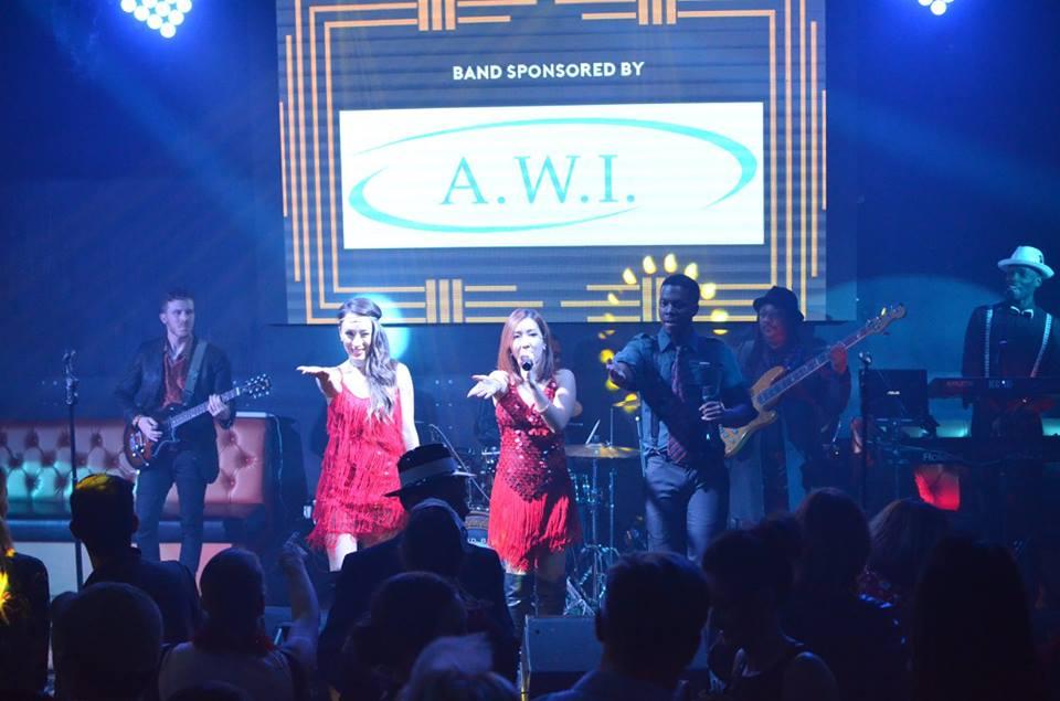 Liquid Blue in Los Angeles CA at Sevilla Nightclub (3)
