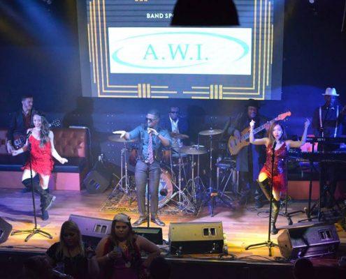 Liquid Blue in Los Angeles CA at Sevilla Nightclub (6)