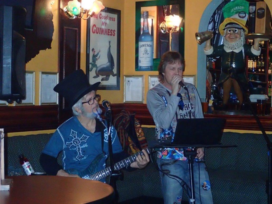 2016-04-08 Two From Blue in Ocean Beach CA at Gallagher's (1)