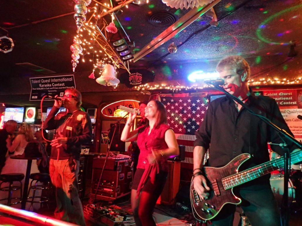 2016-05-14 Scott and Josie Day Band in Lemon Grove CA at Dirk's Niteclub (2)