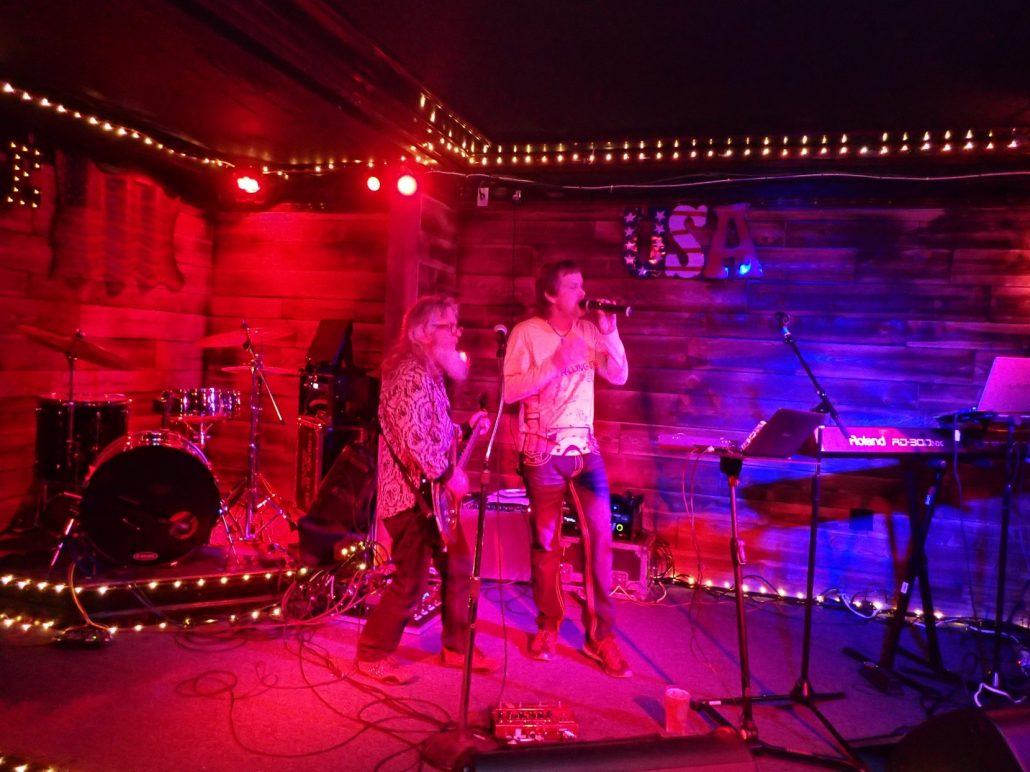 2016-06-07 Two From Blue in Ocean Beach CA at Gallagher's (1)