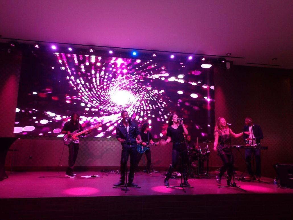 2016-06-08 Liquid Blue Band in Alpine CA at Viejas Casino