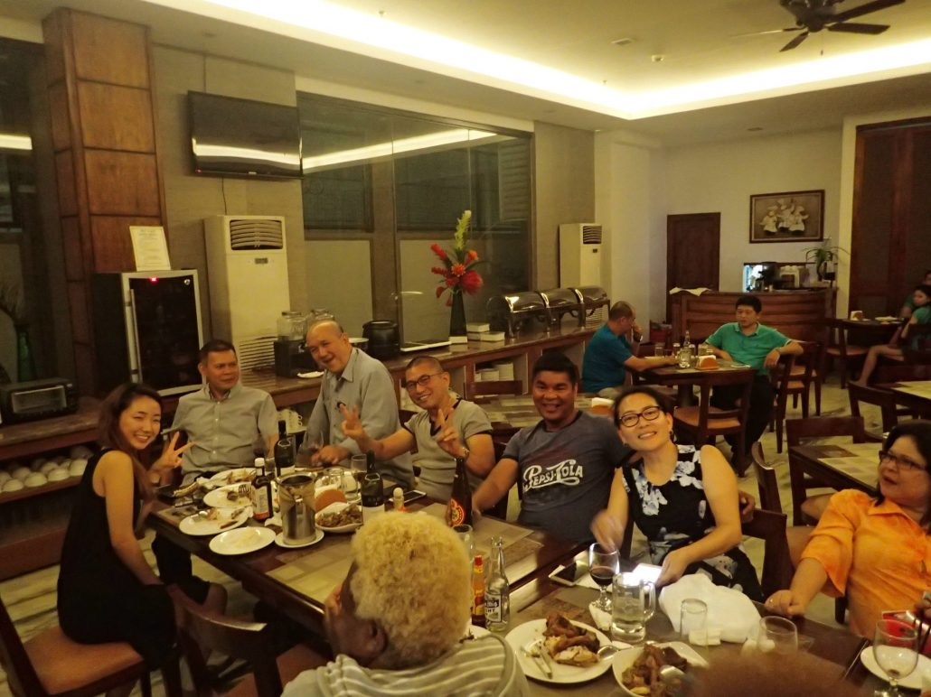 2016-07-26 Two From Blue in Cebu City Philippines at MJ Hotel 006