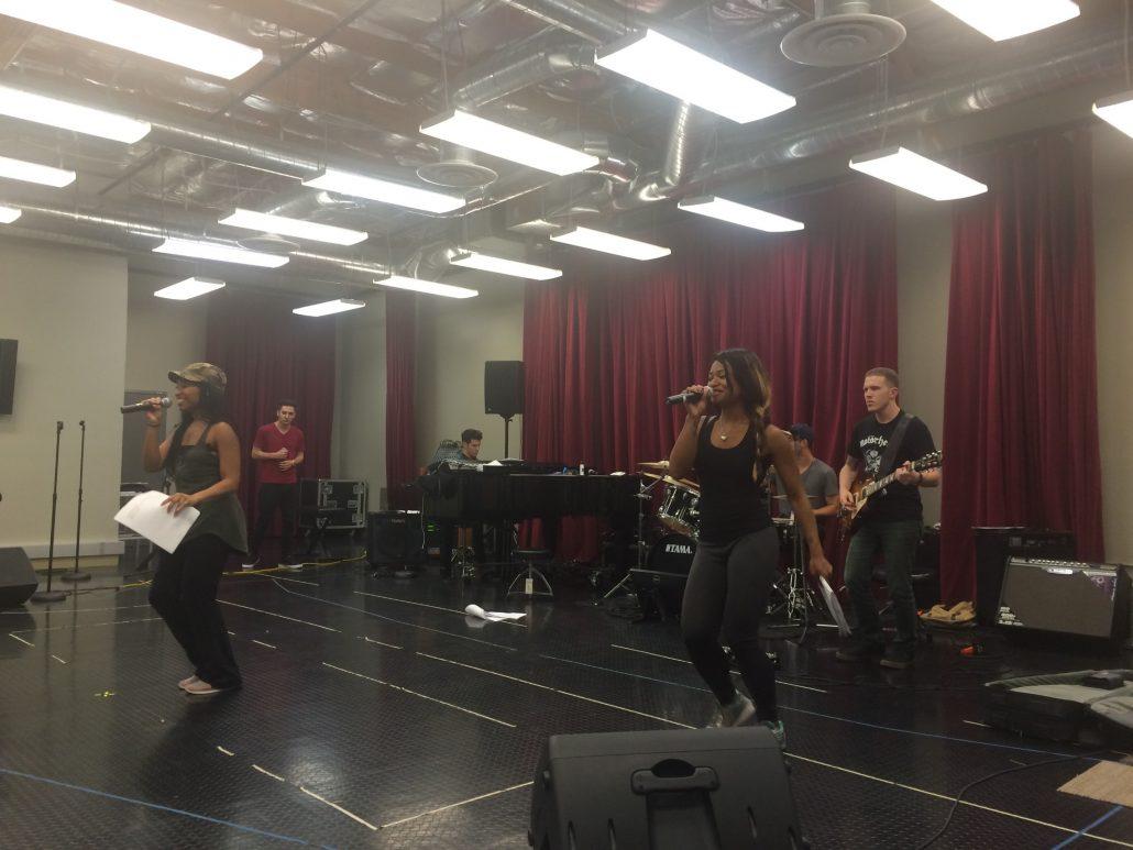 2016-09-20 Aqua Blue Band in Santa Clarita CA at Princess Studios (8)