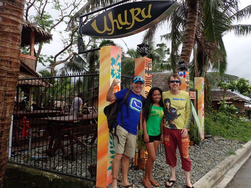 2016-11-25 Uhuru Bar Owner Torey Spink Baler Philippines