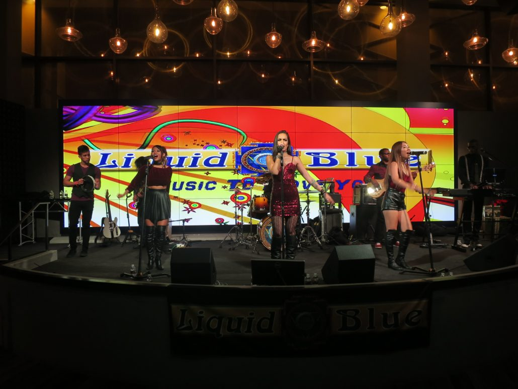 2016-12-02 Liquid Blue Band in Jamul CA at Hollywood Casino (6)