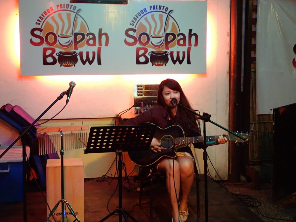2017-08-30 Bea Herrera at Soupah Bowl Pasay City Philippines (4)