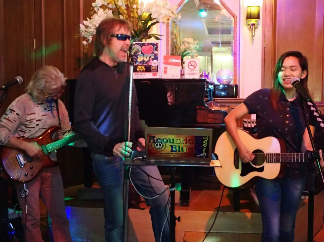 2017-09-15 Acoustic Blue Band in Pasay City Philippines at Le Amoretto Cafe (29)