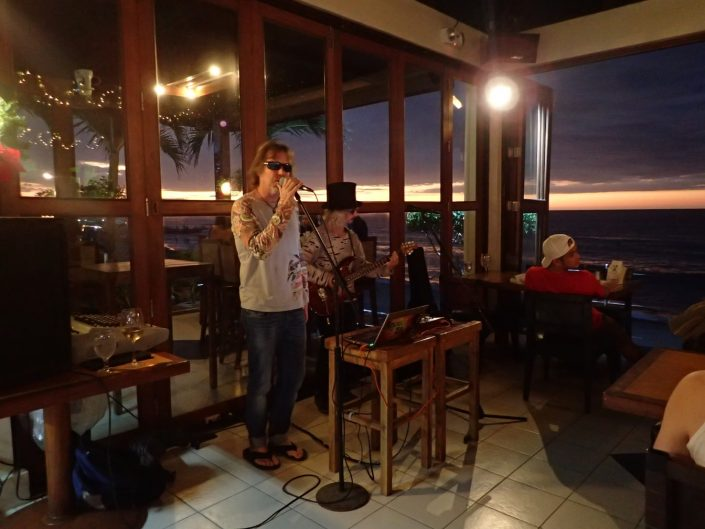 2017-12-30 Two from Blue San Juan La Union Philippines at Kahuna's Beach Resort (1)