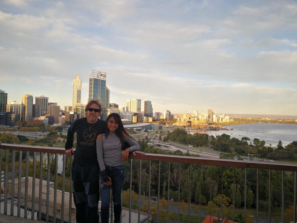 2018-04-01 Selina Perth Australia at Kings Park (11)
