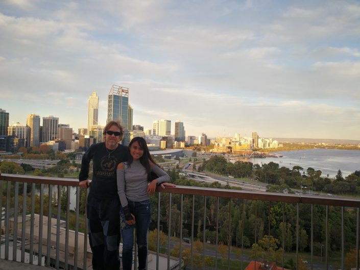 2018-04-01 Selina Perth Australia at Kings Park (11)