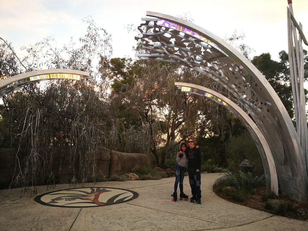 2018-04-01 Selina Perth Australia at Kings Park (29)